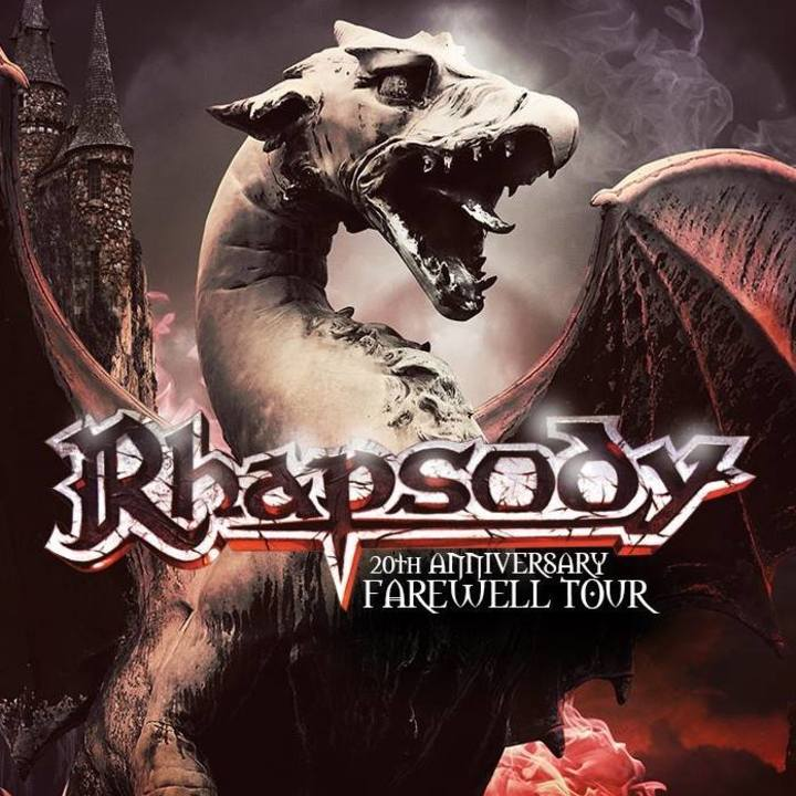 Rhapsody Reunion Tour Dates