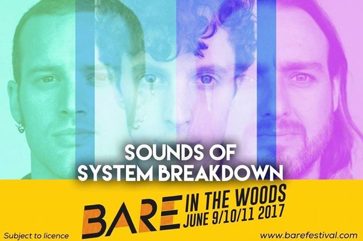 Sounds of System Breakdown Tour Dates