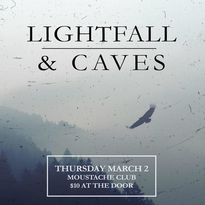 Lightfall Tour Dates