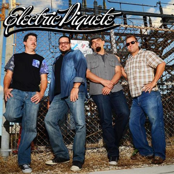 Electric Piquete @ BALL & CHAIN - Miami, FL