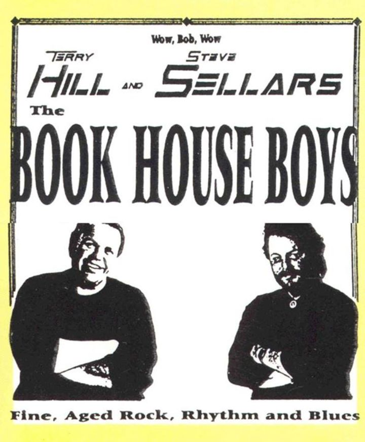The Bookhouse Boys Tour Dates