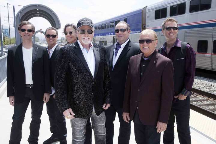 The Beach Boys @ Ridgefield Playhouse - Ridgefield, CT