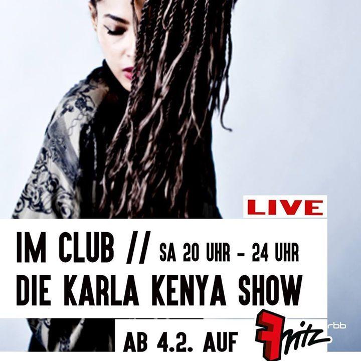 Karla Kenya Tour Dates