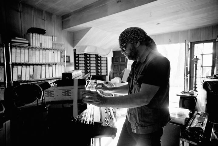 Daniel Lanois @ Rewire Festival - The Hague, Netherlands