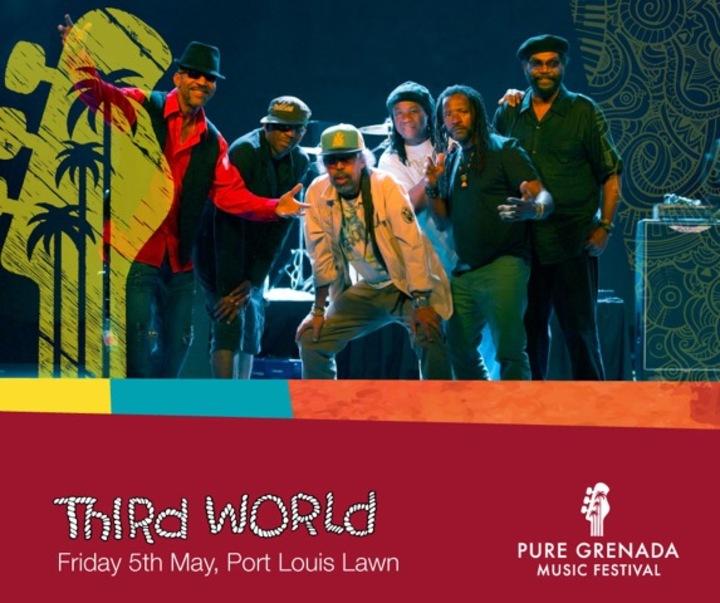 Third World @ Port Louis Lawn - St. George'S, Grenada