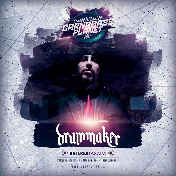 Drummaker Tour Dates