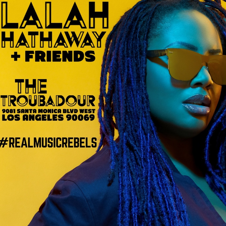 Lalah Hathaway @ The Soul Cruise - Miami, FL