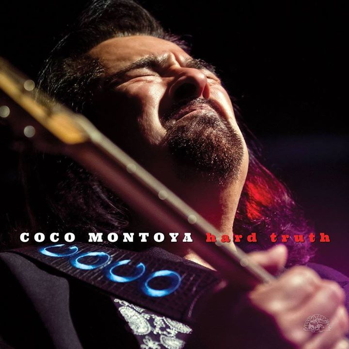 Coco Montoya @ The Reel Fish Shop Bar & Grill - Sonoma, CA