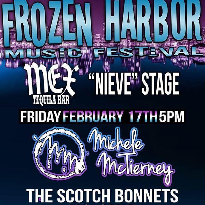 the Scotch Bonnets Tour Dates