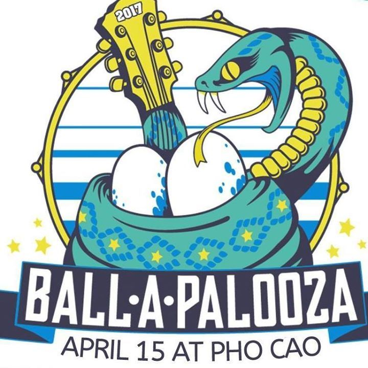 Ball-A-Palooza Tour Dates