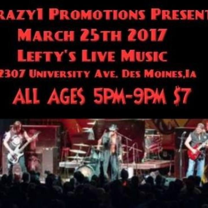 Krazy1 Promotions Tour Dates