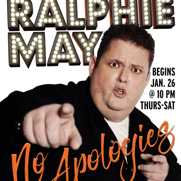 Ralphie May @ Potawatomi Hotel & Casino/Northern Lights Theater/Event Center - Milwaukee, WI