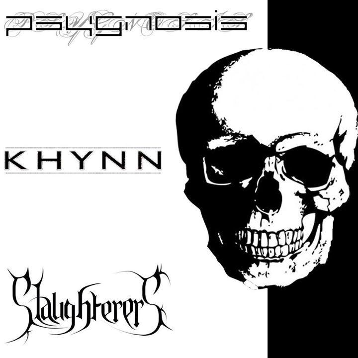 Psygnosis Tour Dates