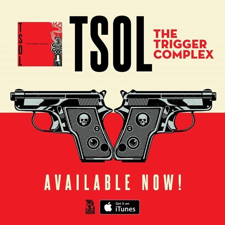 T.S.O.L. Tour Dates