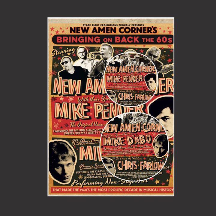 THE NEW AMEN CORNER Tour Dates