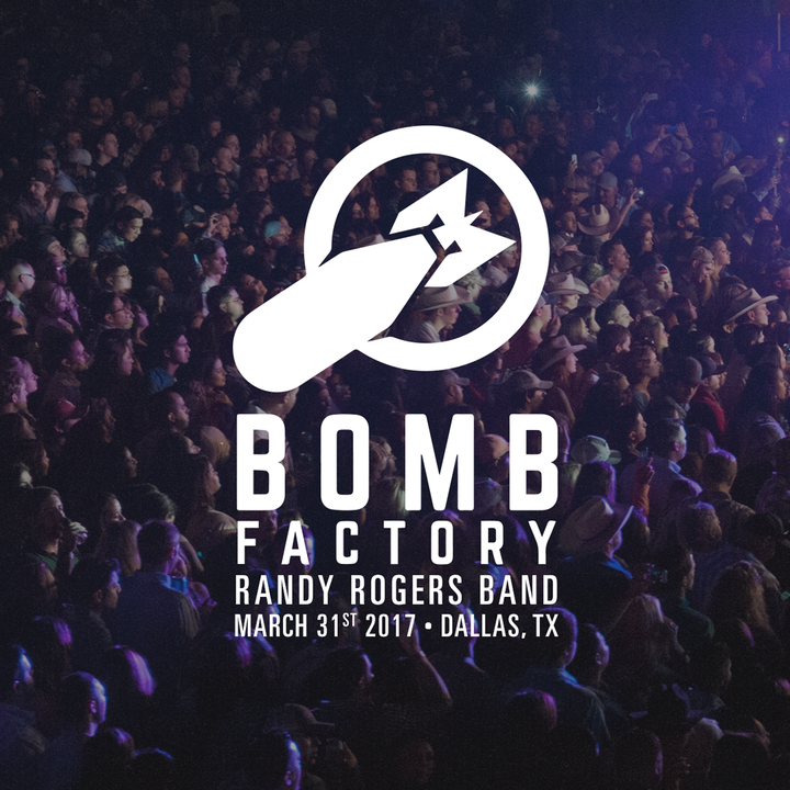 Randy Rogers Band @ The Bomb Factory - Dallas, TX