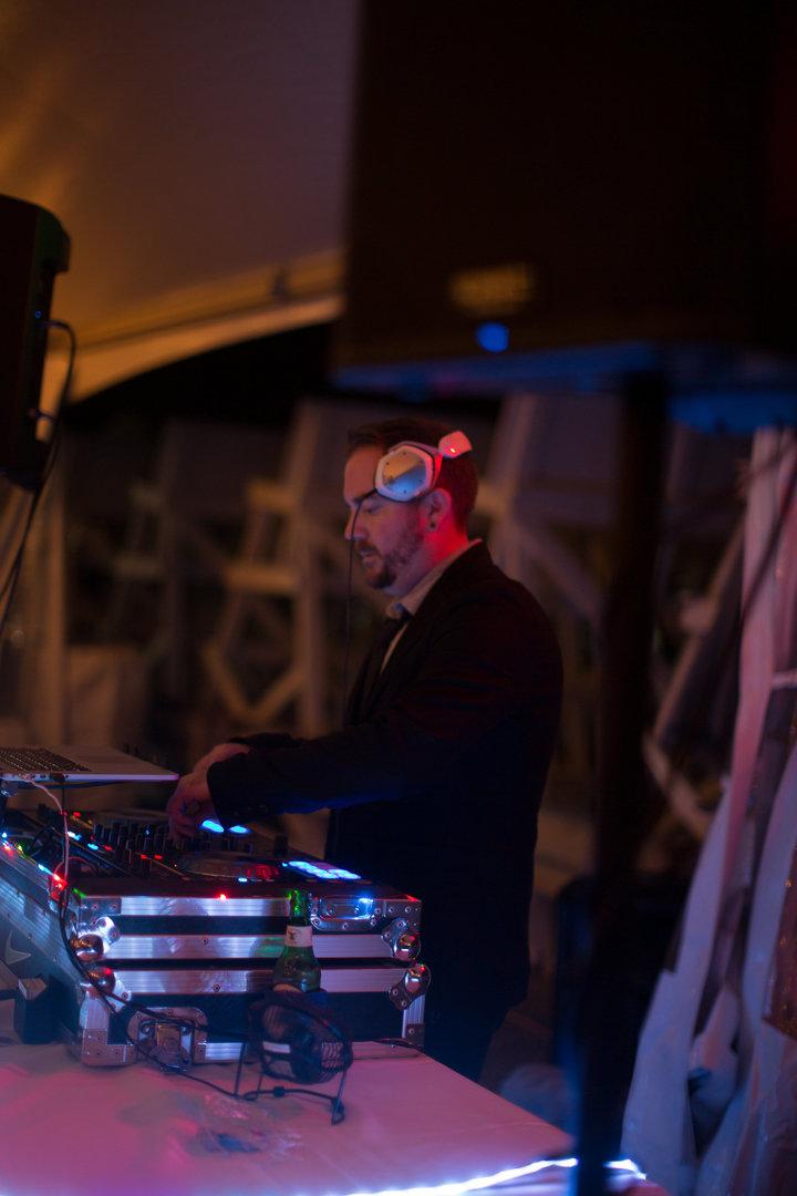 DJ Denny OH @ Belasco Private Wedding - Wildwood, NJ