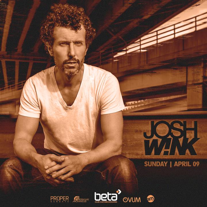 Josh Wink @ Beta Nightclub - Denver, CO