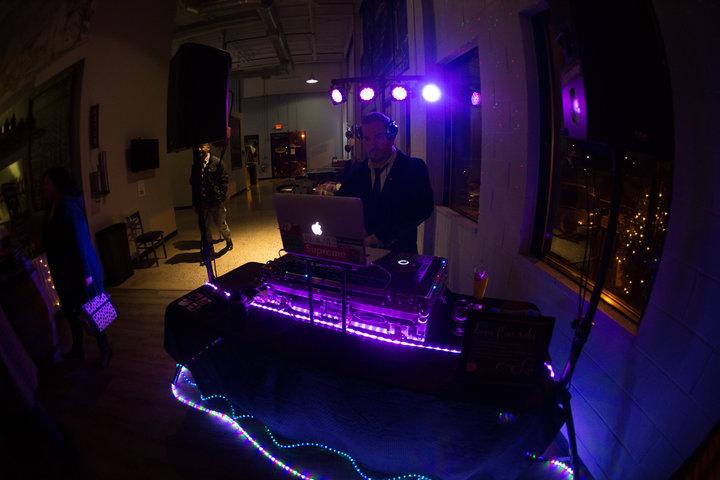 DJ Denny OH @ Jamison Wedding - Double Nickel Brewery - Pennsauken, NJ