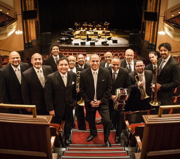 Doug Beavers @ w/Spanish Harlem Orchestra - Alberta Rose Theatre - Portland, OR