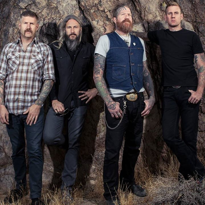 Mastodon @ Gas Monkey Live  - Dallas, TX