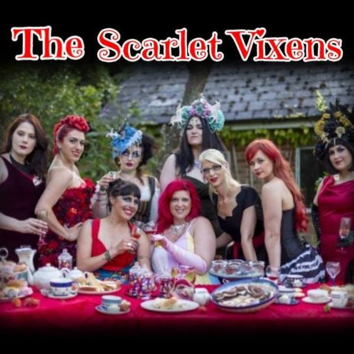 The Scarlet Vixens @ Mirth, Marvel and Maud - London, United Kingdom