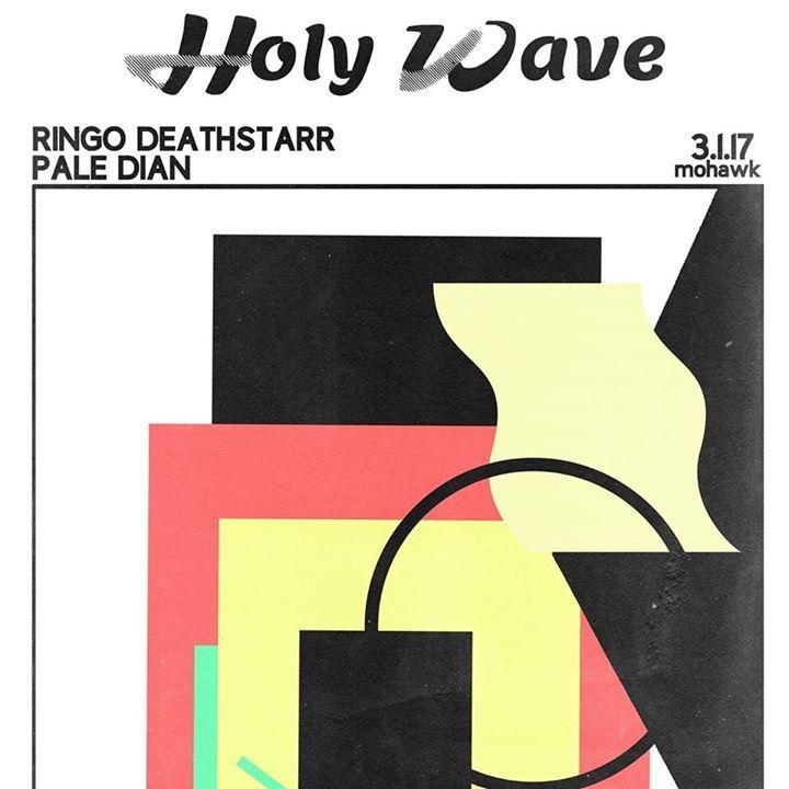Holy Wave @ TBA - Ciudad De México, Mexico