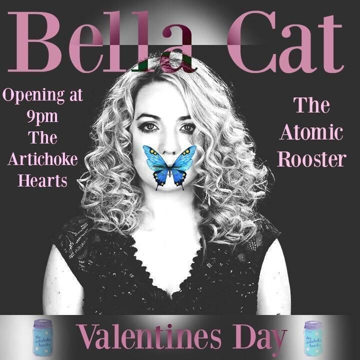 Bella Cat Music Tour Dates