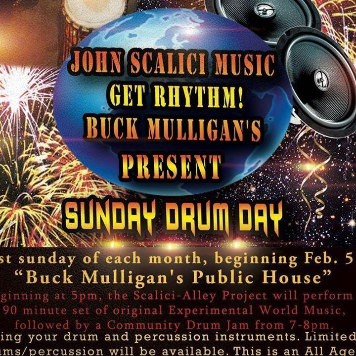 John Scalici Music Tour Dates