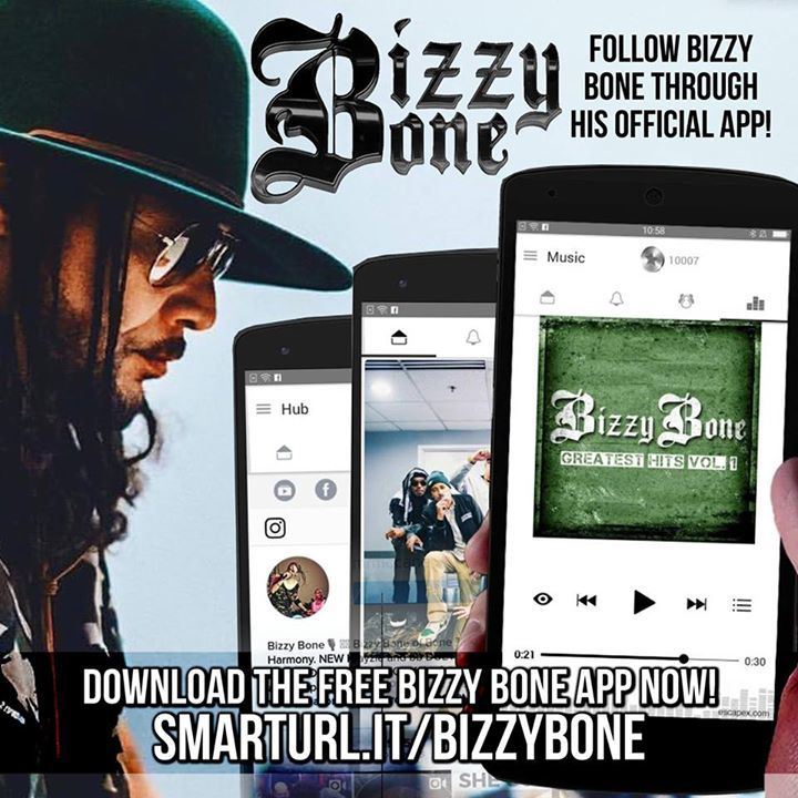 Bizzy Bone Tour Dates