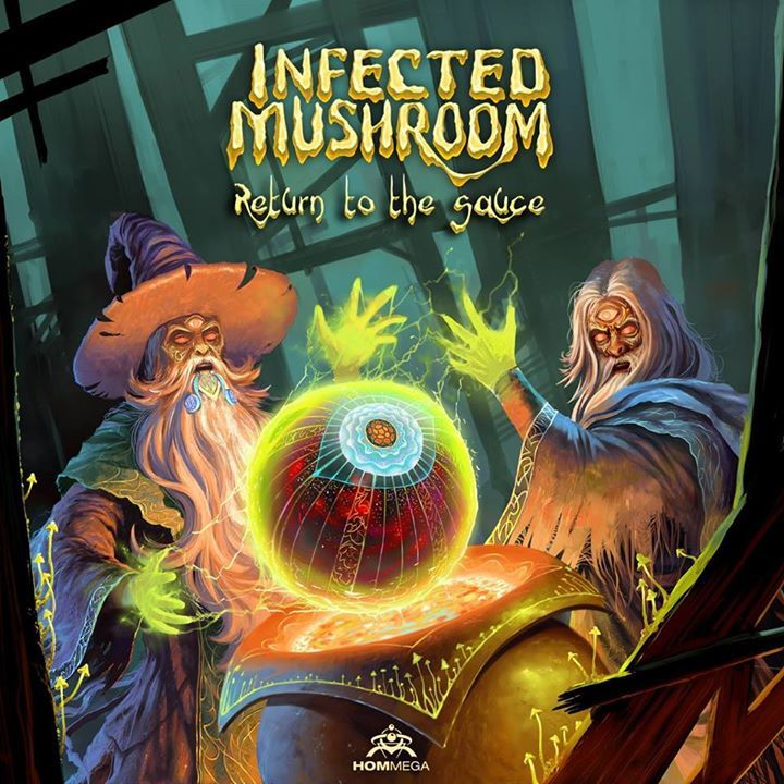 Infected Mushroom @ Roundhouse - London, United Kingdom