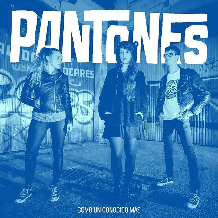 Pantones Tour Dates