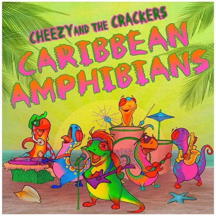 Cheezy and the Crackers @ The Golden Inn - Avalon, NJ