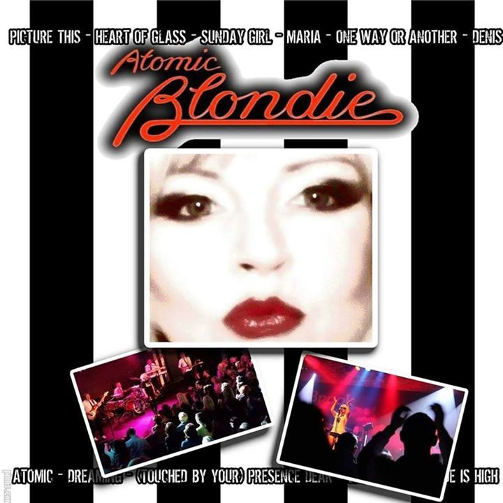 Atomic Blondie @ The Brook - Southampton, United Kingdom