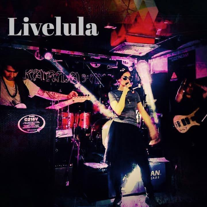 Livelüla Tour Dates