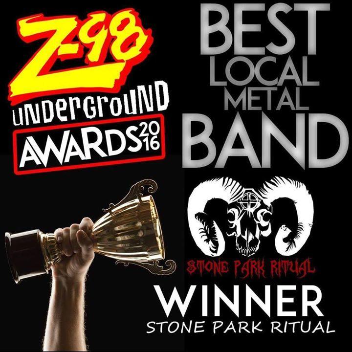 Stone Park Ritual Tour Dates