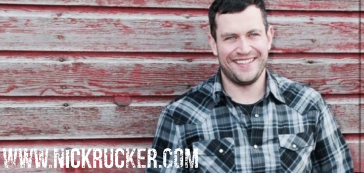 Nick Rucker Country Tour Dates