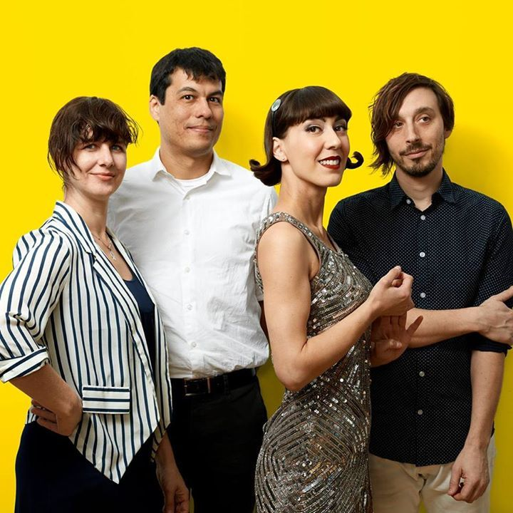 The Octopus Project Tour Dates