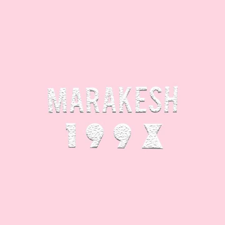 Marakesh Tour Dates