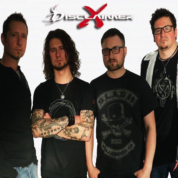 X-Disclaimer Tour Dates