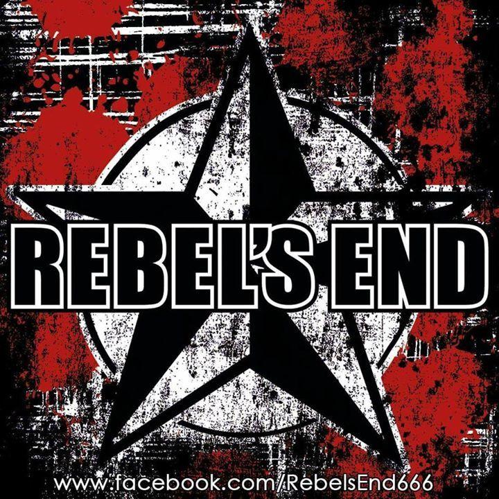 Rebel's End @ Music City - Antwerpen, Belgium