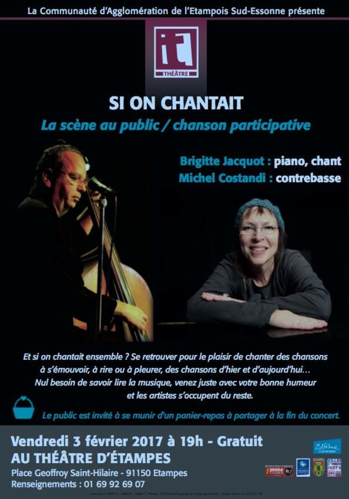 Michel Costandi @ Théâtre D'Etampes - Étampes, France