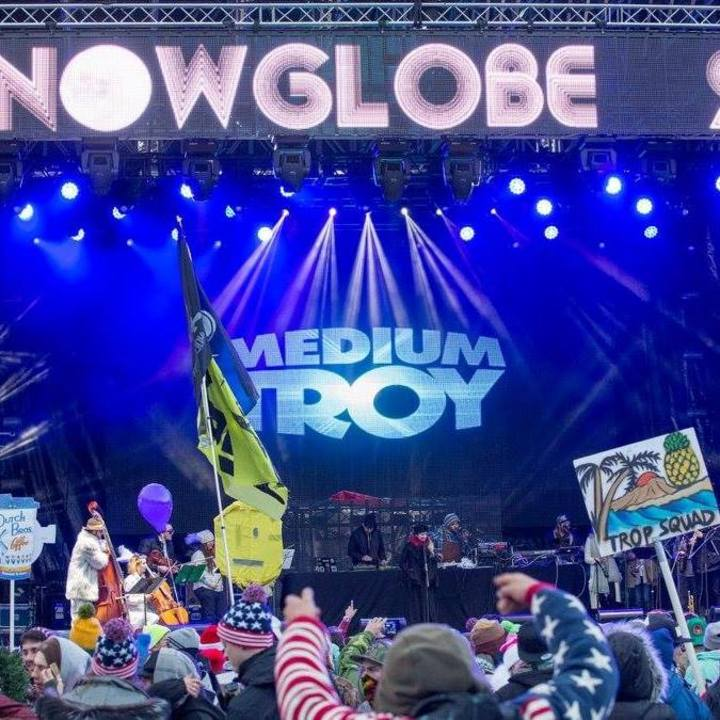 Medium Troy Tour Dates