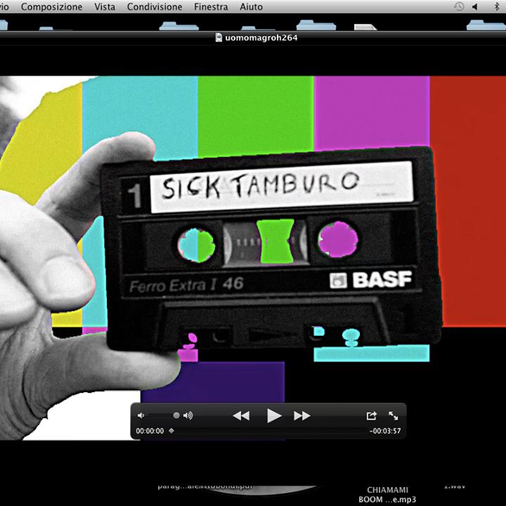 Sick Tamburo Tour Dates