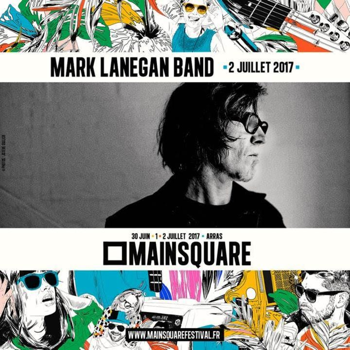 Mark Lanegan @ Arras - Arras, France