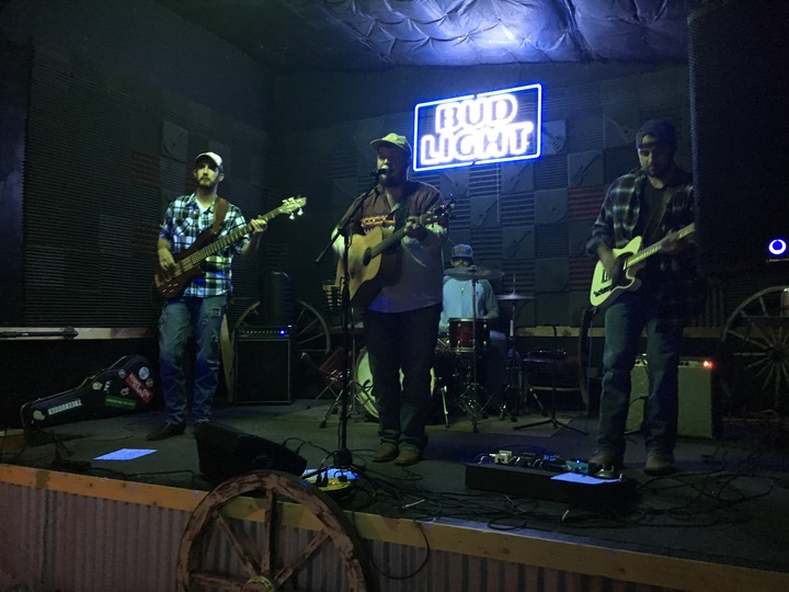 Bryan Groce and The Badland Boys @ The Bar Somewhere Else - Gatesville, TX