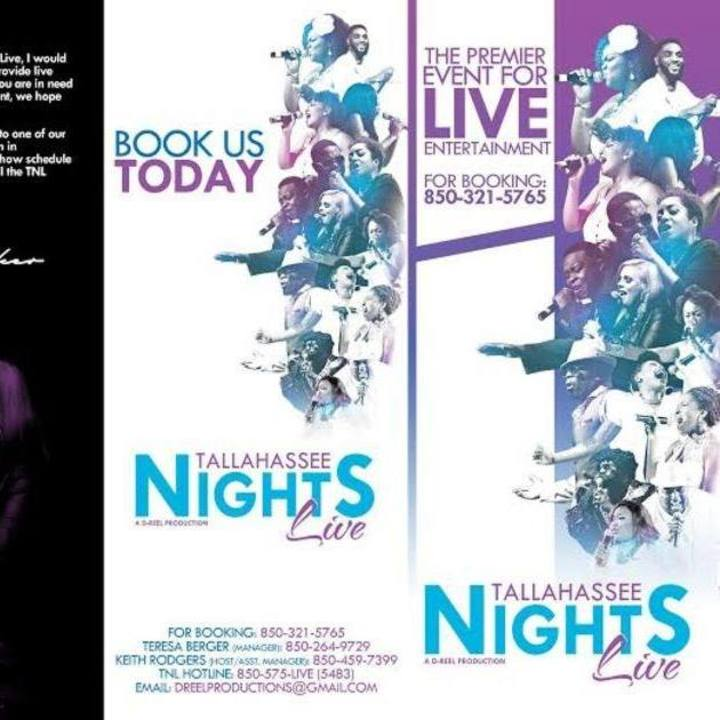 Tallahassee Nights Live Tour Dates