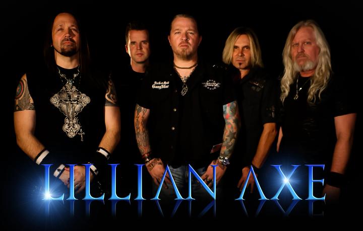 Lillian Axe Tour Dates