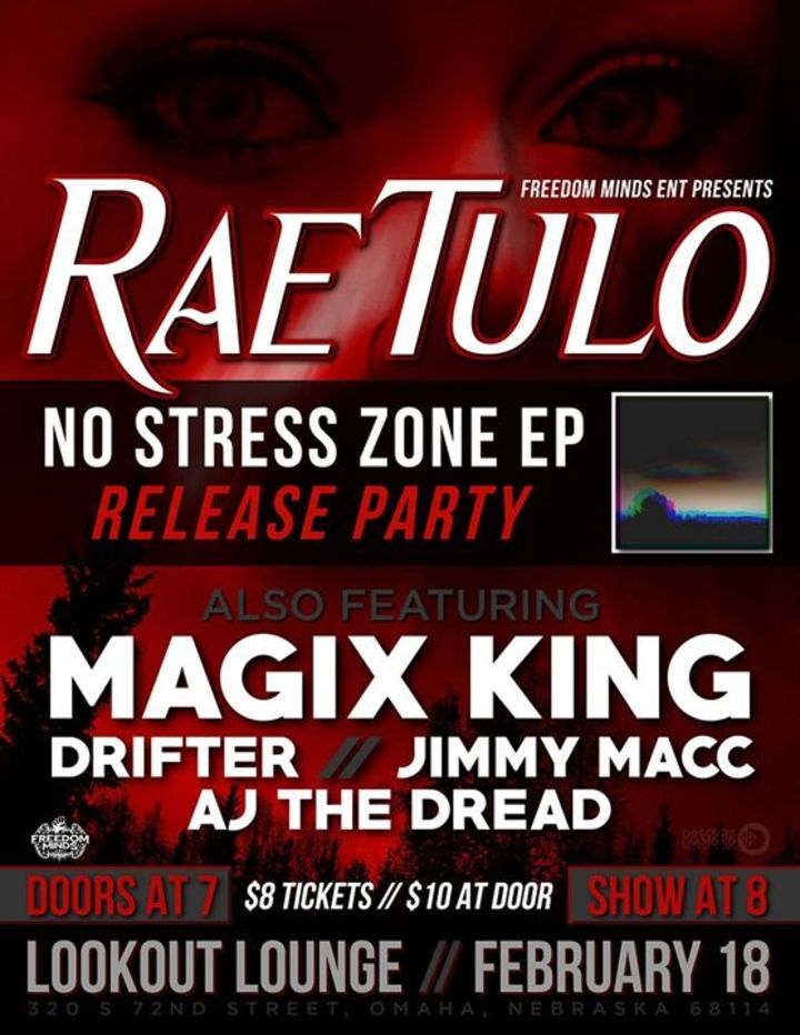 RaeTulo Tour Dates