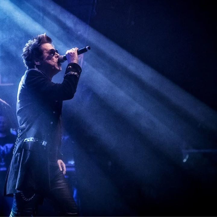 Tony Harnell Tour Dates